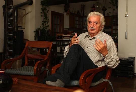 Ladislav Smoljak zemřel před deseti lety.