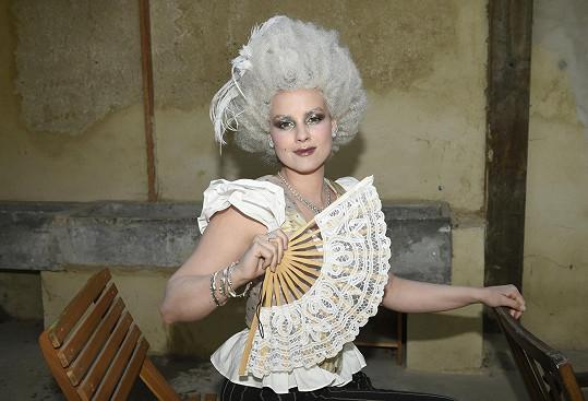 Stala se maďarskou šlechtičnou z 18. století.
