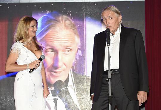 Yvetta uspořádala galavečer, který se konal u příležitosti desátého výročí mezinárodního projektu Talent La Sophia.