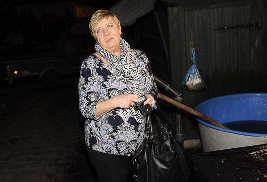 Jaroslava Obermaierová přechodila boreliózu.