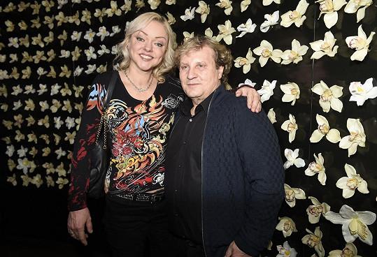 Nenechala si ujít narozeninovou oslavu producenta Gabriela Grillottiho.