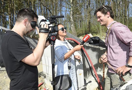 David při rozhovoru se Super.cz
