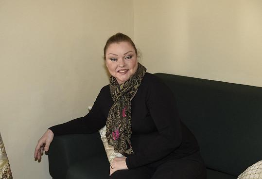 Dominika chce nastoupit na rekvalifikační kurz securitas.