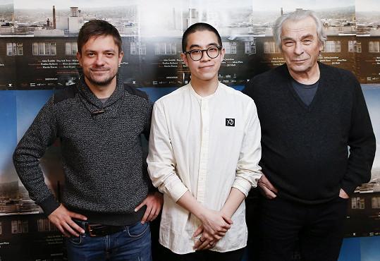 V lednu 2019 představil svůj film Na střeše s herci Duy Anh Tranem a Aloisem Švehlíkem, kteří si zahráli hlavní role.