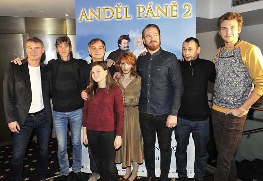 S filmovou delegací