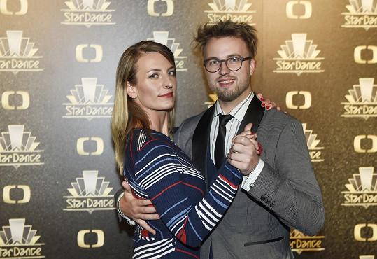 Už pět let trvá láska Aničky Polívkové a jejího tanečníka Michala Kurtiše.