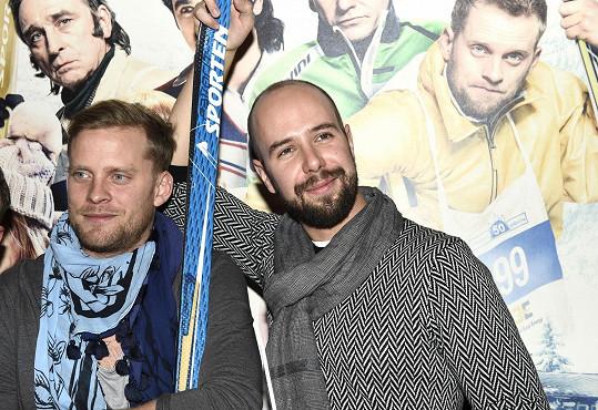 Jakub s Františkem Soukupem dali dohromady novou kapelu Horal.