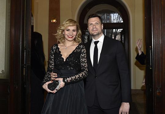 Zpěvačka se pochlubila přítelem Tomášem Hornou.