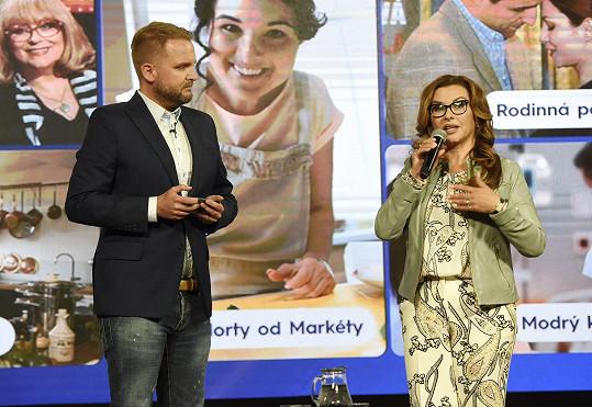 Dana Morávková bude na obrazovkách opět jako mrcha Andrea.