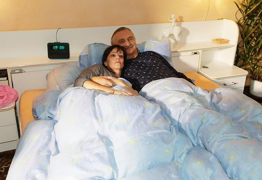 Pavlu Soukupovi se nejvíc líbily scény v posteli.