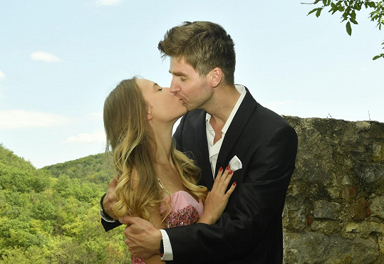 Denisa a Robin se budou brát příští rok.
