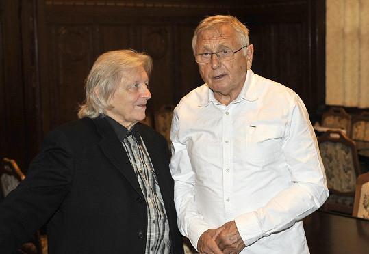 S Václavem Neckářem