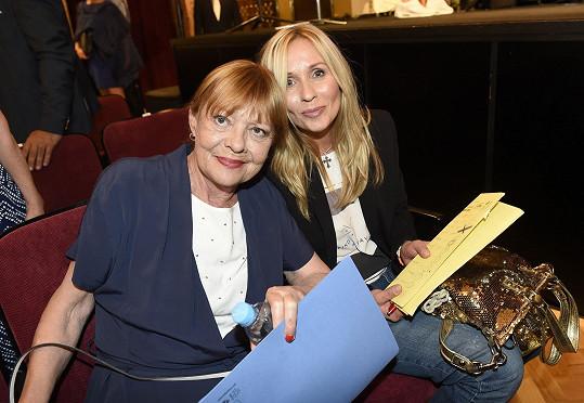 V porotě Muže roku seděla vedle Jany Šulcové.