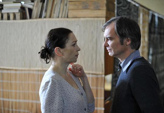 Zuzana Stivínová se sešla s Ivanem Trojanem.