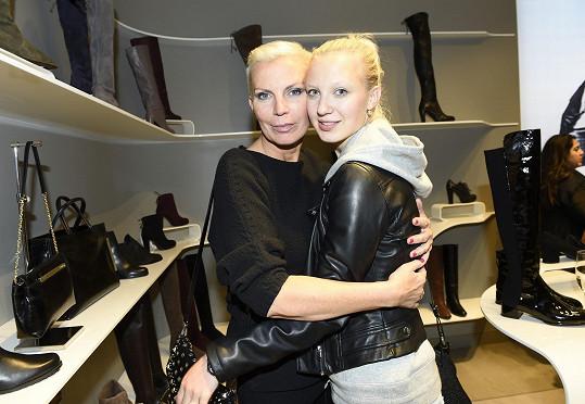 Katka a Kristýna jsou nejen matka a dcera, ale i nejlepší kamarádky.