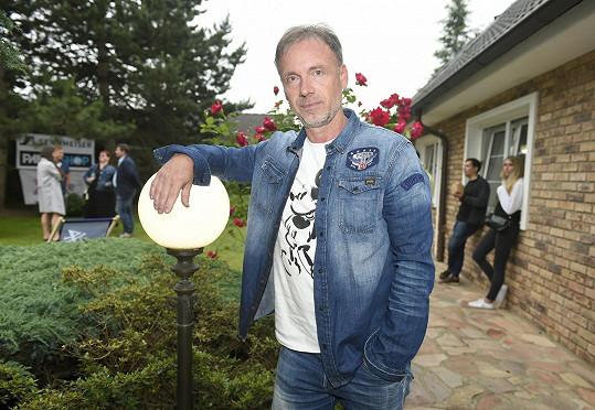 Zdeněk Hrubý pracoval s Lauferem na muzikálu Ostrov pokladů.