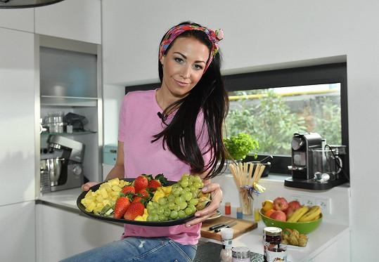 Agáta Prachařová nese manželskou krizi špatně.