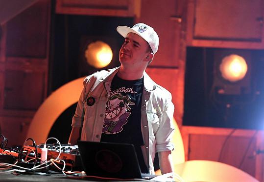 V Národním měl první show i DJ Roxtar