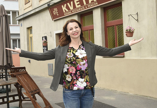 Herečka je novou posilou seriálu Ulice.