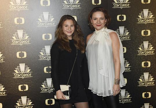 Voldánová se na StarDance pochlubila dospívající dcerou.