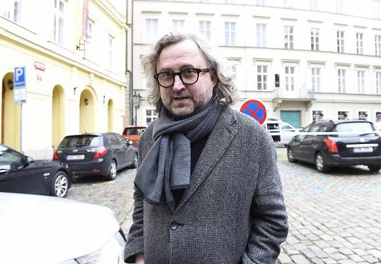 Jan Hřebejk obsadil Borise Hybnera do filmů Pelíšky a U mě dobrý