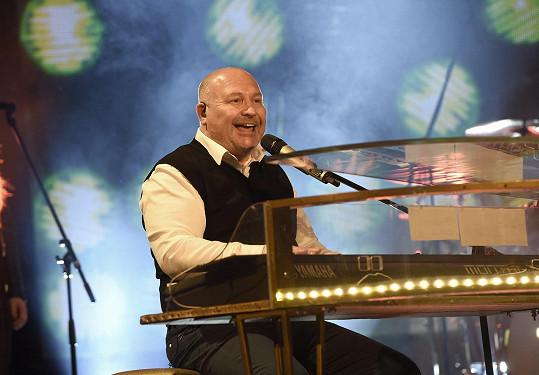 Hitmaker se těší na publikum a koncerty.
