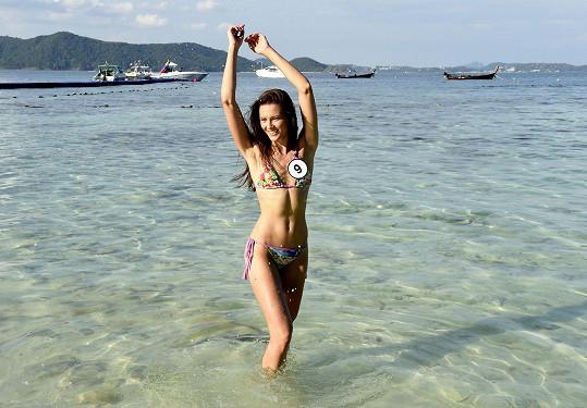 Svoboda na panenském opuštěném ostrově