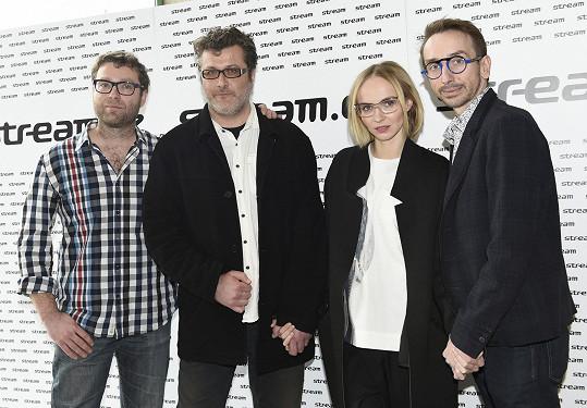 K politické satiře Kancelář Blaník vznikající v jejich koprodukci přibude nově osmidílný seriál Casting.