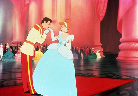 Animovaná předloha Walta Disneyho