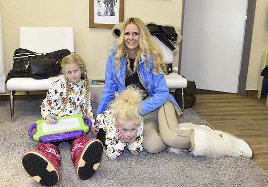 Lucie s dcerami