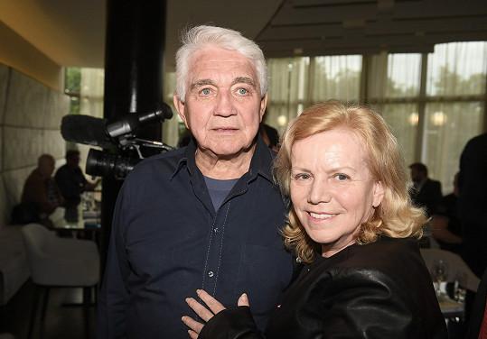 Hana Krampolová a Jiří Krampol si před lety prošli velkou tragédií.