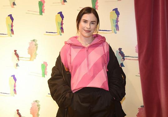 Mariana Prachařová chce během karantény zhubnout.