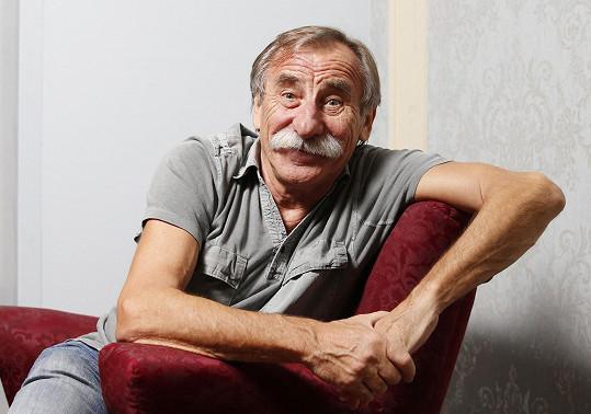 Pavel Zedníček patří k našim nejoblíbenějším hercům.