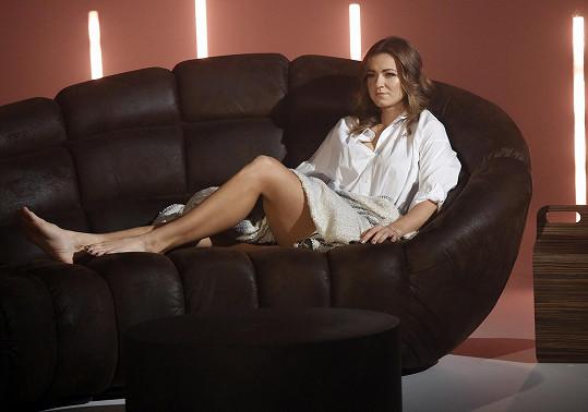 Karolína Muchová je nejen vynikající tenistka, ale také velmi krásná žena.