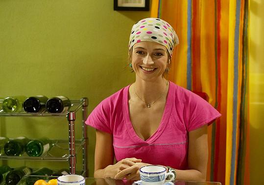 Postavu Lucie v seriálu hrála dlouhých 15 let.