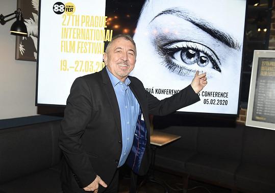 Prezident festivalu Fero Fenič zahájil 27. ročník mezinárodního filmového festivalu Febiofest.