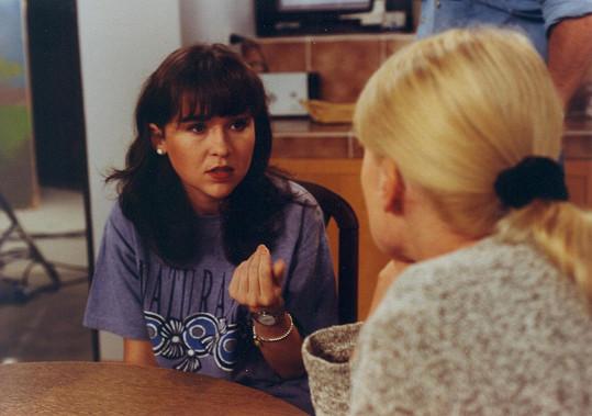 Do širšího povědomí ji dostala role v kultovním seriálu Život na zámku. Psal se rok 1995 a bylo jí jednadvacet.