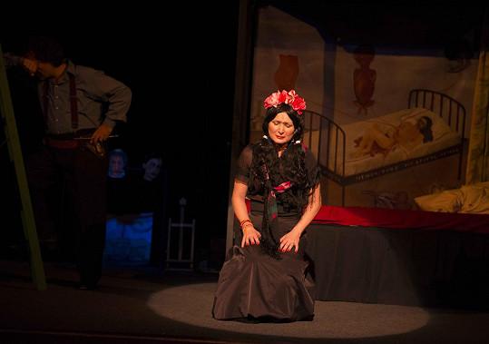 Světlana jako Frida, jejíž bohatý život prý nelíčí pouze tragicky.