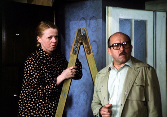 V komedii si zahráli také Iva Janžurová a Petr Nárožný.