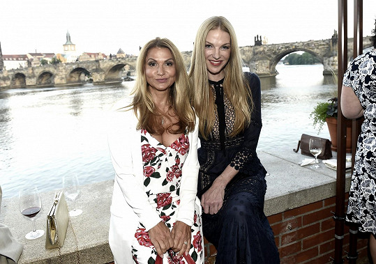 S modelkou Pavlínou Němcovou