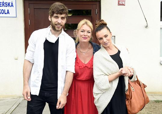 Roman Tomeš, Alice Bendová i Lucie Benešová v rámci pomoci prozradili, jak doma zacházejí s jídlem.