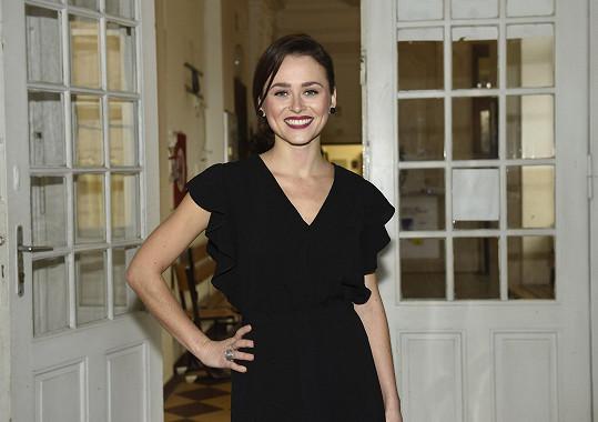 Hana Drozdová natáčí svůj první celovečerní film.