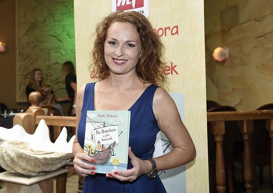 Markéta a její nová kniha