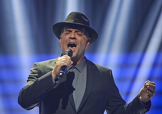 Miroslav Etzler jako Leonard Cohen