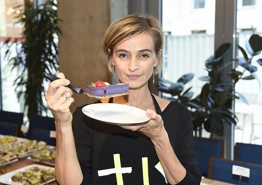 Ivana Jirešová nemá koho vařit.