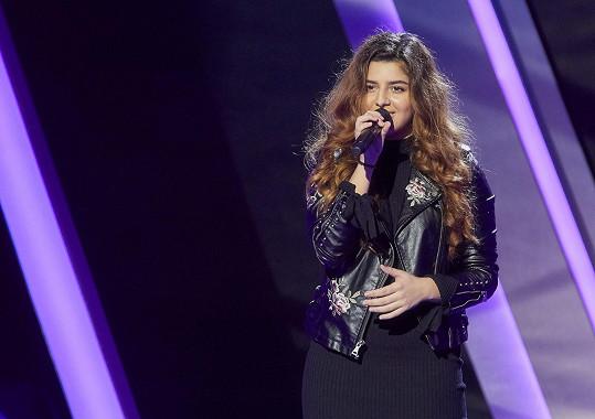 Diana Kalashová se pokusí uspět v show The Voice.