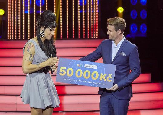 S písničkou Valerie vyhrál 7. díl show Tvoje tvář má známý hlas.