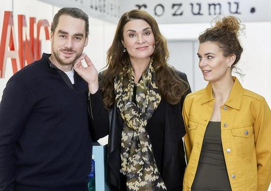 Mahulena Bočanová hraje v Ordinaci matku Patrika Děrgela a tchyni Markéty Děrgelové. Diváci se s ní na obrazovkách setkají poprvé ve čtvrtek 16. ledna.