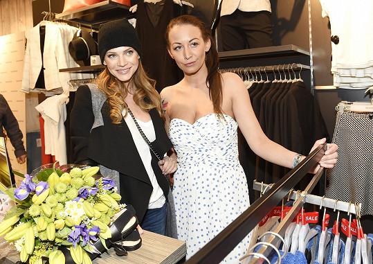 Andrea s Agátou Prachařovou přišly omrknout nové trendy na jaro a léto.