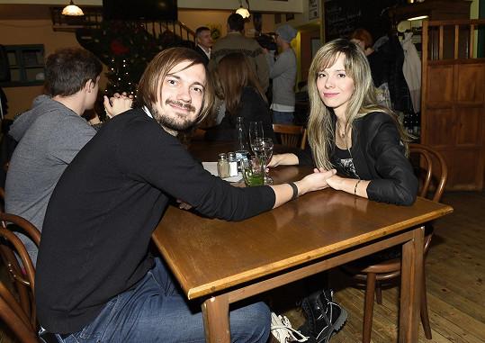 S manželem Lukášem Pavlíkem